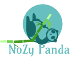 NoZy Panda Kids Apparel